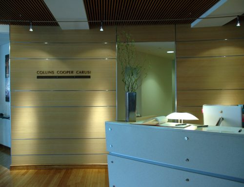 Collins Cooper Carusi Architects Corporate Headquarters