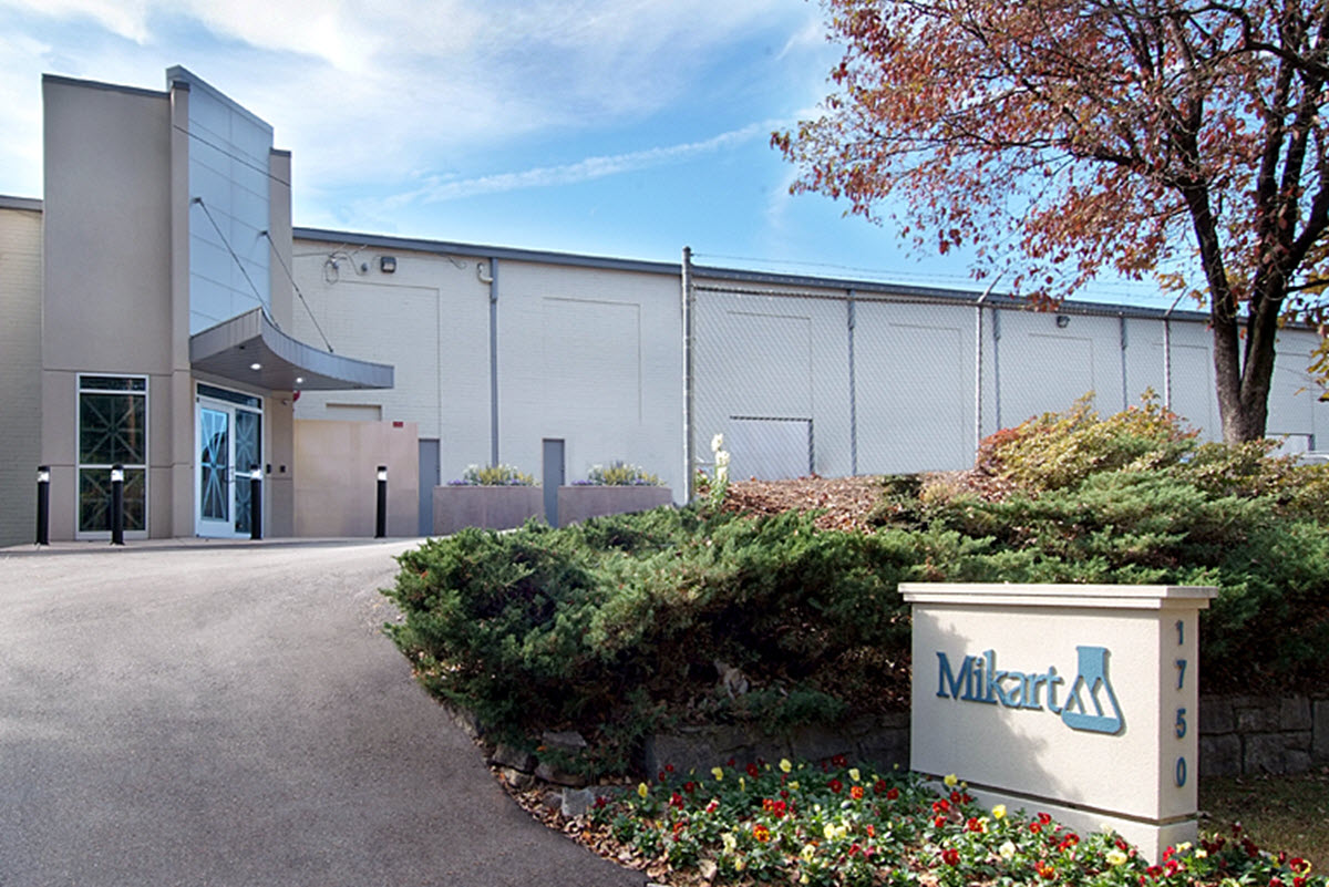 Mikart Pharmaceuticals Corporate Headquarters