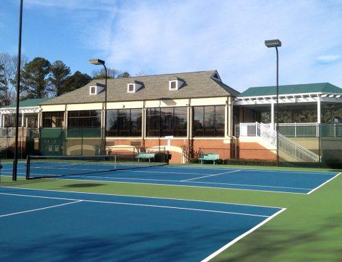 Dunwoody Country Club Tennis Pavilion