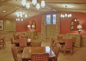 Dunwoody Country Club Ladies Locker Room and Lounge