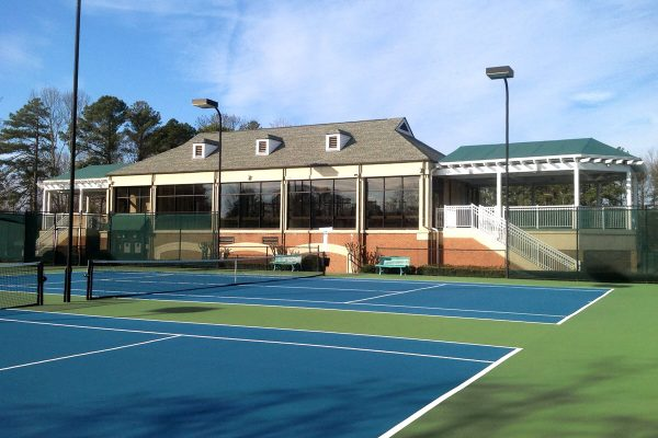 Dunwoody Country Club Tennis Pavilion