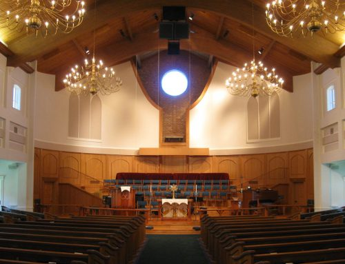 Northbrook United Methodist Church Sanctuary