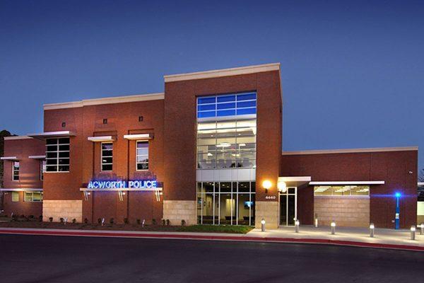 Acworth Police Department Headquarters