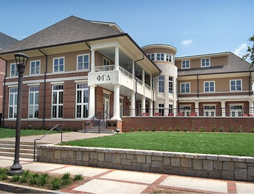 Phi Gamma Delta Fraternity House at Georgia Tech