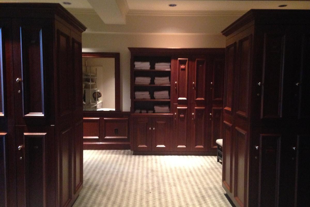 East Lake Locker Room