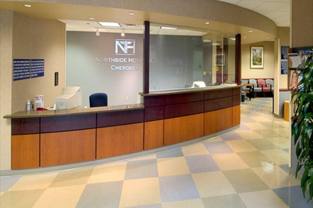 Northside Hospital Cherokee Emergency Department